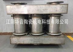 康明斯KTA50-G3柴油發電機組並聯式方形尾氣淨化器
