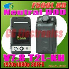 "Original F500L Full HD 1080P Portable DVR Car Camcorder/HDMI/TV-Out/2.0"" LCD"