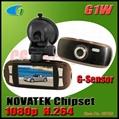 G1W NOVATEK Chipset 96650 H.264 1080P