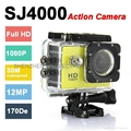 Original SJ4000 Helmet Action Sports Camera 30M Underwater Waterproof FHD 1080p 3