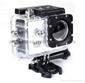 Original SJ4000 Helmet Action Sports Camera 30M Underwater Waterproof FHD 1080p 10