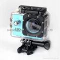 Original SJ4000 Helmet Action Sports Camera 30M Underwater Waterproof FHD 1080p 15