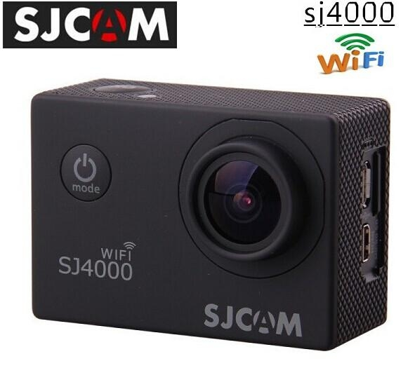 Original SJ4000 Helmet Action Sports Camera 30M Underwater Waterproof FHD 1080p 1