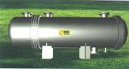 復合流程高效汽水熱交換器