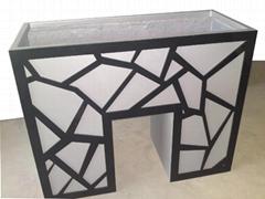 方形玻璃钢花盆(定制款)