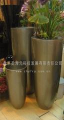 玻璃钢组合花盆
