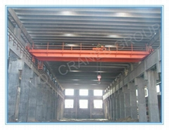 LH model double girder overhead crane