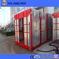 Construction Hoist 2ton Double Cage (SC200/200) Passenger Hoist 3
