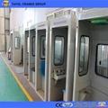 Construction Hoist 2ton Double Cage (SC200/200) Passenger Hoist 4