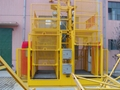 Double Cages Construction lifter