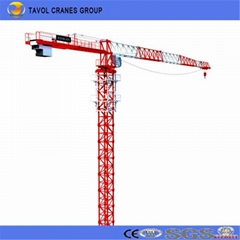 topless tower crane manufacturer from Shandong China