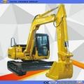 Crawler excavator 2T 6T 8T 10T 13T 16T