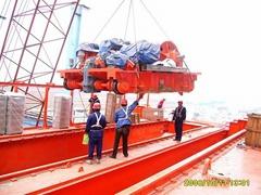 double beam gantry crane