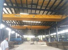 qd type double girder overhead crane