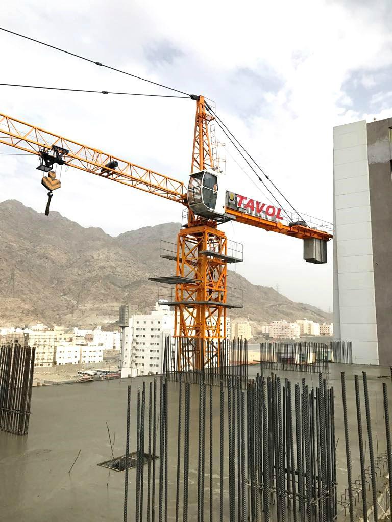 Topkits tower crane from China 3