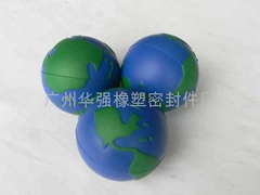 橡膠彈力球