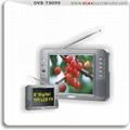 "DVB-T8099 8"" car digital TV receiver, DVB-T tuner"