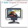 """Digital TV receiver, 7"""" 8"""" 9"""" 10"""" 12"""" 17"""" 18"""" TV"""