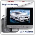 Double Tuner  TFT LCD TV, digital, Analog TV tuner