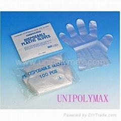 LDPE HDPE 手套  (熱門產品 - 1*)