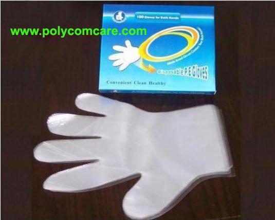 PE塑料 手套 3