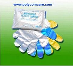 PE Poly  Glove
