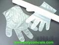 PE Poly  Glove  2