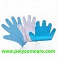 Cast Poly CPE Glove 2