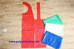 PE Apron with Individual Packing