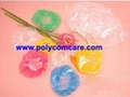PE Poly Shower Cap