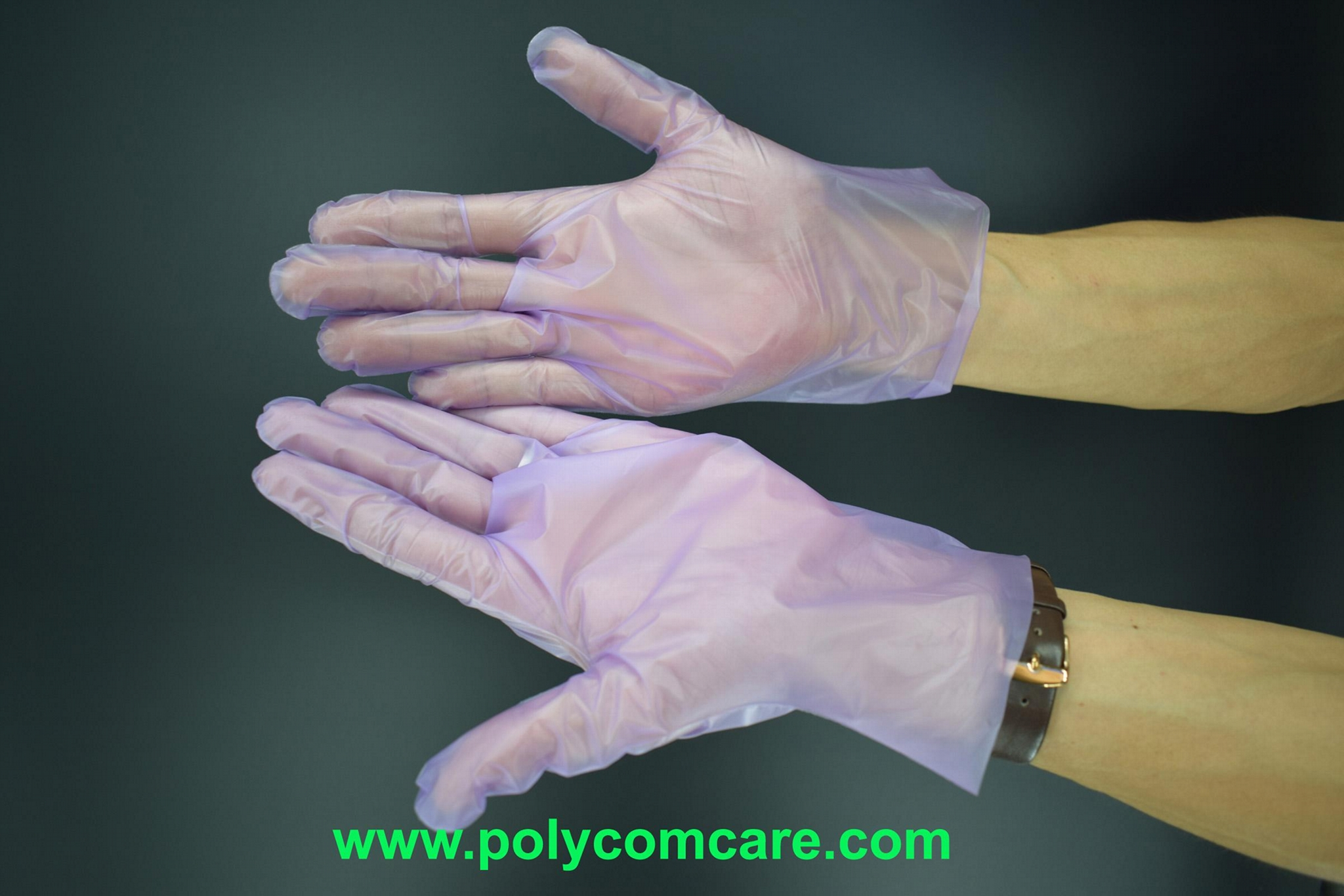 Thermoplastic Elastomer (TPE) Glove 5