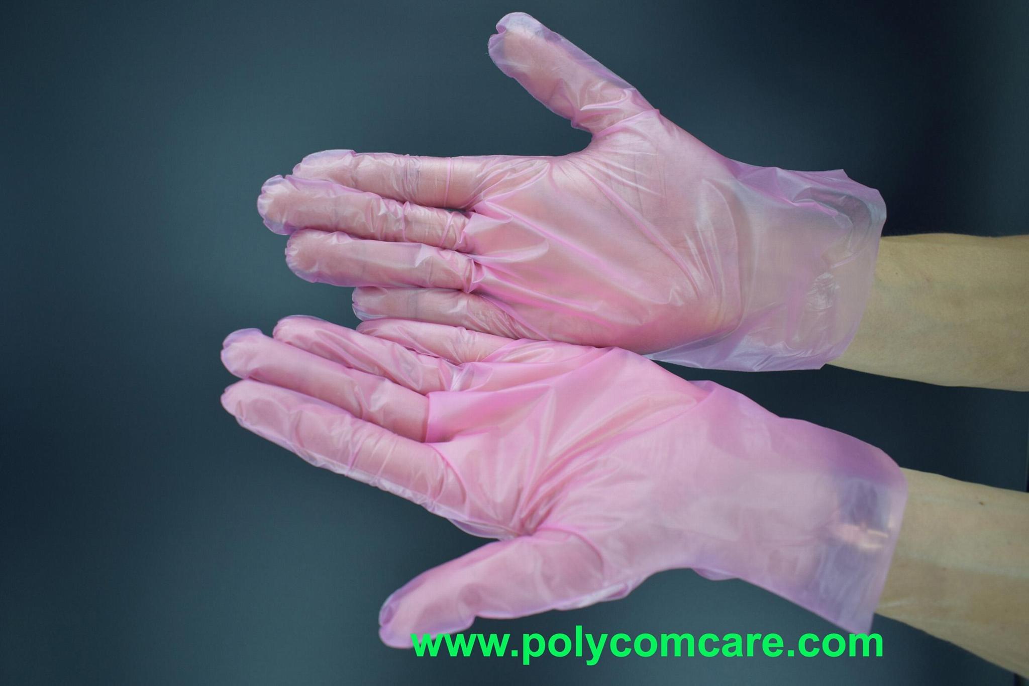 Thermoplastic Elastomer (TPE) Glove 6