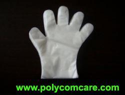 Cast Poly CPE Glove 3