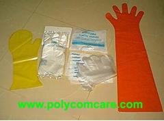 Veterinary PE Long Sleeve Glove