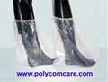 PE Poly Boot Cover