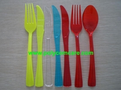 PP 塑料刀叉系列