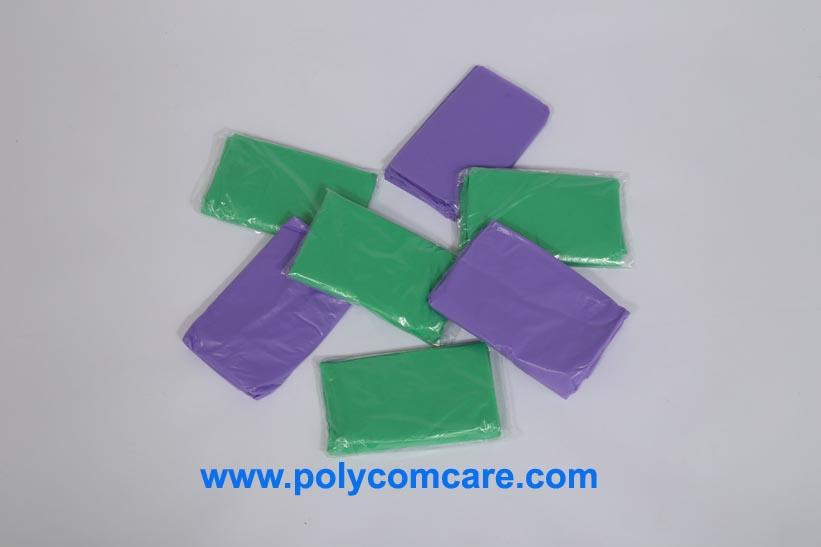 CPE/Plastic  isolation gown 1