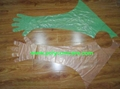 Shoulder Length Gloves with Neck Strap
