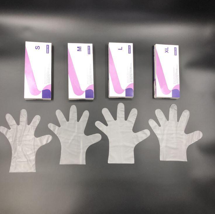Thermoplastic Elastomer Examination(TPE ) Glove 1