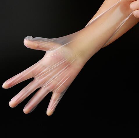 Disposable Plastic TPE Gloves  3