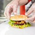 Food Grade Kitchen TPE Glove 1