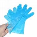 Disposable HYBRID TPE Glove 4