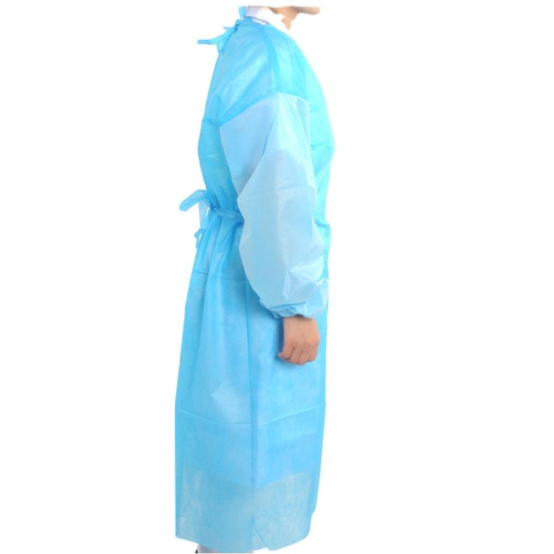 Disposable CPE Gowns 4