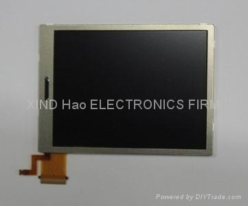 High quality NEW Game LCD Screen Under For 3DS XL 2