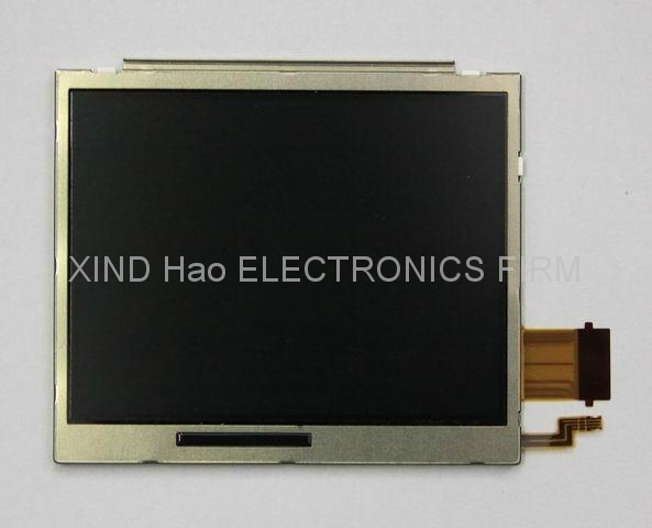 High quality NEW Game LCD Screen Under For 3DS XL 5
