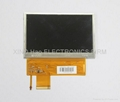 High quality NEW Game E1004 LCD Screen For PSP Street