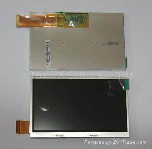 High quality NES Game LCD Screen Digitizer For PSP GO 2