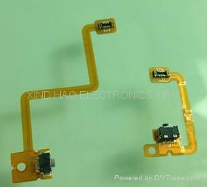 Game repair part for original new Game socket ports charge 3ds 2