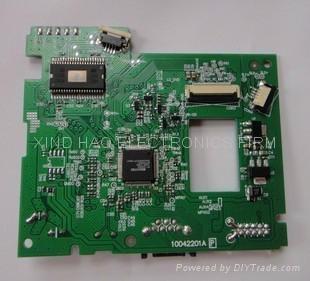 High quality NEW Hitachi LG Drive board Unlocked For XBOX360 2