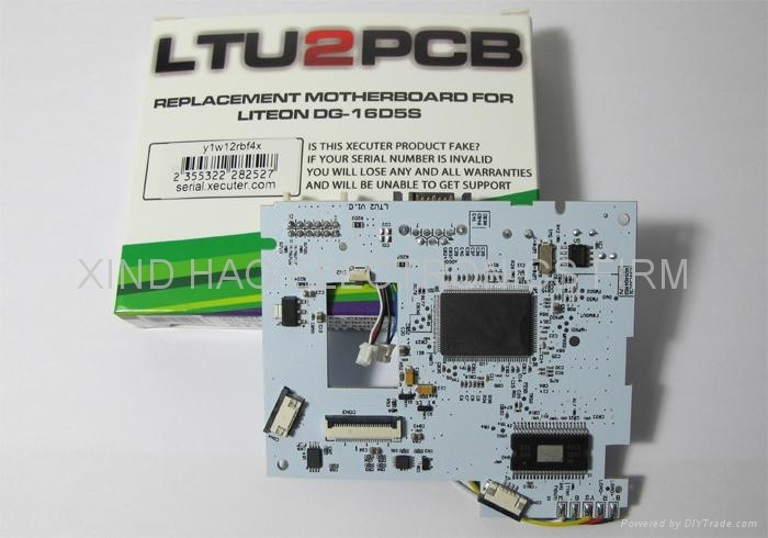 High quality NEW Hitachi LG Drive board Unlocked For XBOX360 3